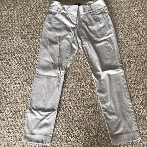 The Limited Light grey dress pants